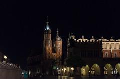 Krakow druga rano-112 (MMARCZYK) Tags: polska krakow nuit noc mariacki cracovie rynek pologne kosciol glowny
