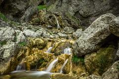 Gordale Scar. (ian.emerson36) Tags: water waterfall rocks yorkshire trail malham hoya gordale ndx400