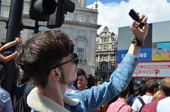 Selfie (G Reeves) Tags: show life street city carnival people urban men london outside town rainbow nikon streetphotography pride parade event lgbt metropolis rainbowflag londonpride garyreeves nikond5100