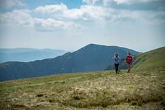 Walking witht he kids (gwion.llwyd) Tags: mountain view walk climbing louise seren cadairidris cariad caderidris lowri gwion mawddacheestury