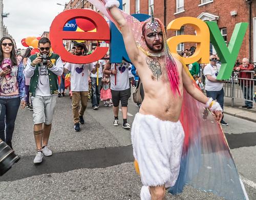 PRIDE PARADE AND FESTIVAL [DUBLIN 2016]-118109