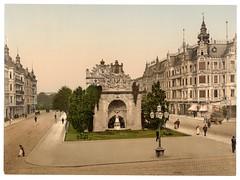 Berlin (25) (DenjaChe) Tags: berlin 1900 postcards 1900s postkarten ansichtskarten