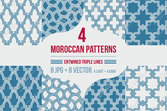 Arabesque patterns (Slanapotam) Tags: abstract art geometric motif wall architecture tile ceramic star design pattern floor geometry antique mosaic decorative background muslim islam traditional decoration culture line arabic east morocco ornament alhambra moorish marrakesh celtic arabian ornate oriental decor ethnic ramadan vector tessellation element lattice seamless moroccan entwined tangled intricate arabesque