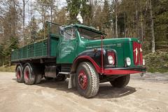 swedish steel (crazyhorse_mk) Tags: old forest truck vintage germany track sweden 110 meeting super lorry baden blackforest scania badenwuerttemberg lnneberga swedishsteel blackforestrun micheltransport