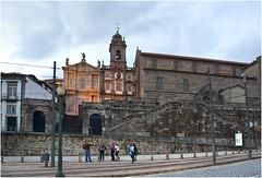 330- IGLSIA DE SAN FRANCISO -OPORTO - PORTUGAL (-MARCO POLO-) Tags: ciudades rincones templos atardeceres