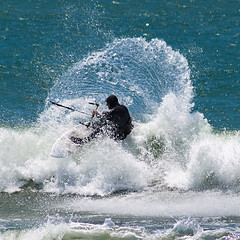 7P7A2712 (Mark Ritter) Tags: ocean california sport kitesurfing pch