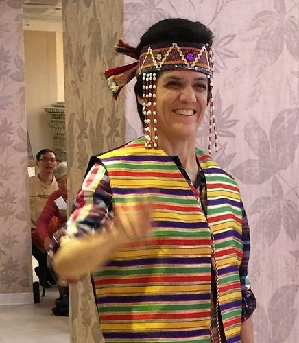 leanna aborigine costume smile-c