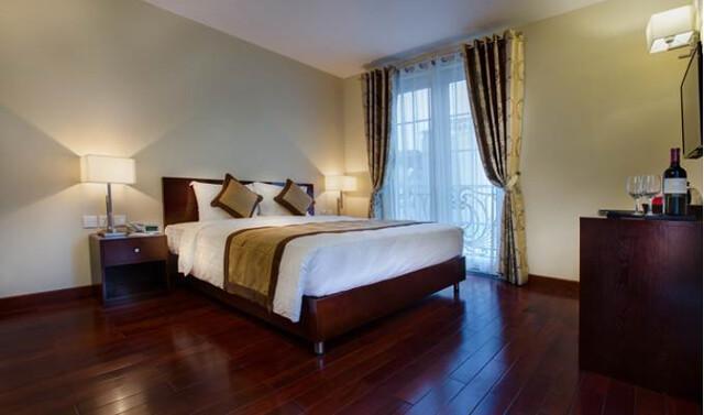 ハノイの日系ホテル:サンライン ホテル