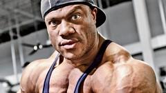 Phil Heath y su entrenamiento de pierna (revistaeducacionvirtual) Tags: rutina workout fitness gym culturismo mrolympia philheath fisiculturismo entrenamientodepierna rutinadepierna