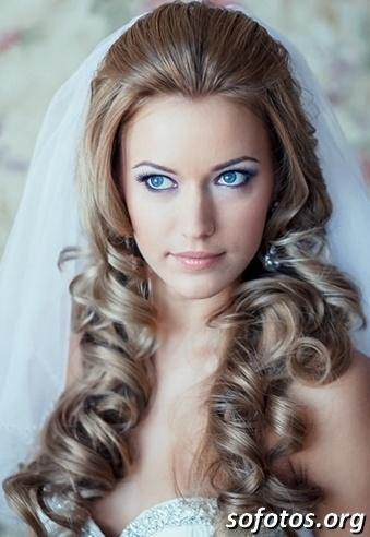 Penteados para noiva 183