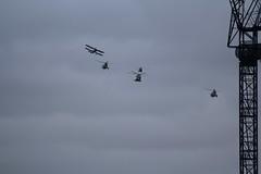 IMG_9959 (as098_uk) Tags: plane airplane aeroplane boa helicopter canarywharf wapping 70thanniversary fleetairarm flypast battleoftheatlantic