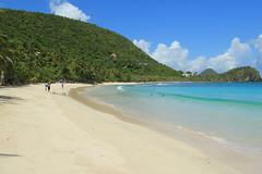 BVI 2013 / Smugglers Cove (Sweetlassie) Tags: beach palmtrees caribbean tortola smugglerscove bvi2013