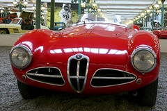 Alfa Romeo Biplace Sport C52 1953 red vt (stkone - On vacation!) Tags: auto old france classic cars car museum french frankreich classiccar automobile foto fotografie francaise antique alt cit voiture muse musee collection coche alsace older historical oldtimer frankrijk francia classiccars elsass clasico schlumpf ancienne ancien mulhouse classique sammlung elzas vhicule automobiel alsacia schlumpfcollection citdelautomobile museenational collectionschlumpf citedelautomobile musenational