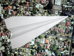 Paper Airlines (Dom Friday) Tags: paper airplane air airline paperplane