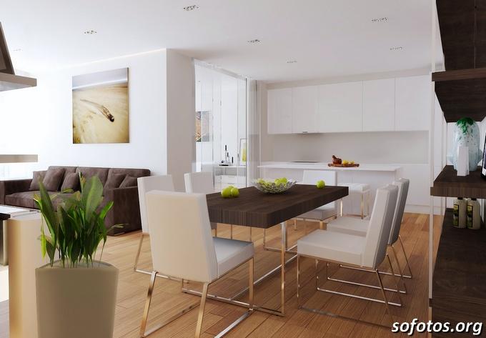 Salas de jantar decoradas (141)