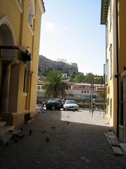 079 - Athens alley (Scott Shetrone) Tags: events places athens parthenon greece acropolis 5th anniversaries