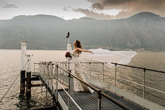Workshop con Luigi Rota (luigi.spa84) Tags: bw lago calabria matrimonio sposa lecco fotografo sposi whiteandblack weddingplanner caulonia matrimonialista boatshadows