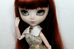 i like you, 'kay bai. | PAC [44/52] (PullipsAreCute) Tags: cute ginger groove pullip pullips ginny junplanning 2013 are pullipsarecute lunaticlonelyqueen