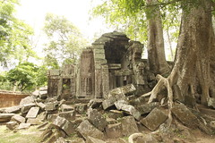Ta Prohm (rustoleumlove) Tags: heritage temple site ancient ruins cambodia angkor wat archeology rubble