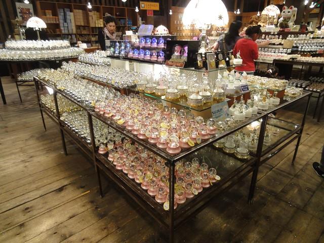 店内にはたくさんのオルゴールが。|小樽オルゴール堂遊工房