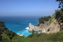 California Coast (Brian Aslak) Tags: california usa coast rocks bigsur pacificocean shore northamerica juliapfeifferburnsstatepark ocanopacfico stillehavet