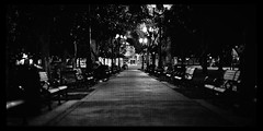 Downtown With the DRG (J. Argabright) Tags: park city bw night 50mm san downtown jose sanjose sj 5d nightlife markii