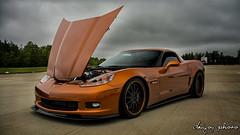 Vengeance Racing Z06 (DanJoy) Tags: orange chevrolet chevy atomic corvette c6 z06 vengeance danjoy wgf