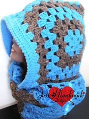 """Crochet Scoodie • <a style=""""font-size:0.8em;"""" href=""""http://www.flickr.com/photos/66263733@N06/9406311264/"""" target=""""_blank"""">View on Flickr</a>"""