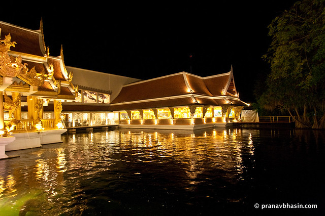 Golden Kinnaree, At Phuket Fantasea, Thailand