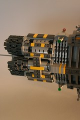 IMG_6003 (sky4walker) Tags: ship lego scifi spaceship microscale dutchmoonbase