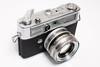 Yashica Lynx 5000 (Richard Wintle) Tags: camera film 35mm nikon rangefinder highkey 135 5000 f18 yashica 45mm lynx yashinon offcameraflash sb400 sc28
