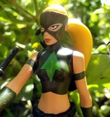 Young Justice, Artemis. (atjoe1972) Tags: comics toys actionfigure dc artemis mattel 375 youngjustice matteltoys atjoe1972