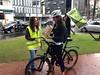 Café da Manhã do Ciclista 2013 - Faria Lima (ciclocidade) Tags: ciclista farialima ciclovia dmsc semanadamobilidade ciclocidade cafédamanhãdociclista