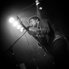 the lucid dream (jonny violence yeah?) Tags: music musicians lumix panasonic cumbria nightlife carlisle manualfocus thebrickyard gf1 cctv1425mm