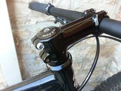 "Surly Karate Monkey 16"" (SenebDesign) Tags: mountain bike bicycle speed monkey steel karate single mtb brakes 29 avid salsa disc surly wtb 29er delgado shimano rigid bb7 exiwolf flickrandroidapp:filter=none"