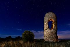 Atalaya Torrejalba (raul_lg) Tags: sky espaa night canon stars noche spain cielo estrellas nocturna atalaya mark3 largaexposicion castillayleon raullopez canon1635 canon5dmarkiii raullg