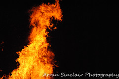 Thurso Fireworks Display 2013 (Arran Sinclair Photography) Tags: november guy photography fireworks bonfire 13 5th arran sinclair fawkes caithness thurso 13yo arransinclairphotography