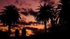 Siluetas y atardecer (shiscoco) Tags: sunset luz sol mxico mexico atardecer luces calle pueblo iglesia nubes silueta iglesias puebla ocaso siluetas nube tarde mgico magico zcalo callejoneada pueblomgico tlatlauqui pueblomagico tlatlauquitepec