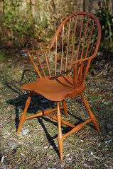 woodworking chairmaking theyearofmud vision:outdoor=063 continuousarmwindsorchair