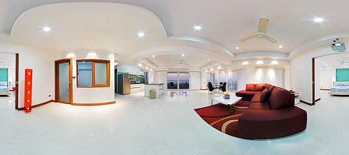 Apartment Interior - 360 HDR Panoramic