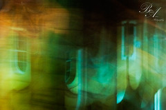 Old GPO (Brian Aston) Tags: longexposure nightphotography abstract building art night photography nikon sandstone fineart icm toowoomba d90 intentionalcameramovement brianaston