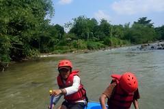 HLS_4103 (Indonesia Documentary Photographer) Tags: trash rafting waste survey bogor survei depok sampah bojonggede ciliwungriver