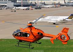 D-HZSC EC135 Bundesministerium des Innern (BMI) (MM - Aviation Photography) Tags: dusseldorf eurocopter ec135 dus luftrettung dhzsc