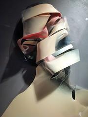 Adam Neate (paul nine-o) Tags: portrait england abstract london history texture metal 3d acrylic fineart canvas urbanart cardboard spraycan perspex elms adamneate lesters elmslestersgallery celebrating10years