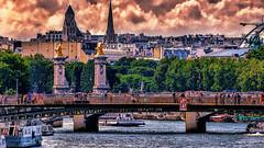 Vibrante Paris