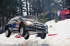 2014 WRC Rally Sweden - Leg 3 (bestofrallylive) Tags: auto paris france car sport sweden 14 rally karlstad motor rallye motorsport 2014 swe hagfors wrcworldrallychampionship championnatdumondedesrallyes wrcworldchampionship