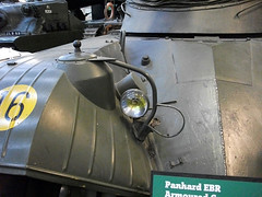 """Panhard EBR Armoured Car (4) • <a style=""""font-size:0.8em;"""" href=""""http://www.flickr.com/photos/81723459@N04/12461560384/"""" target=""""_blank"""">View on Flickr</a>"""