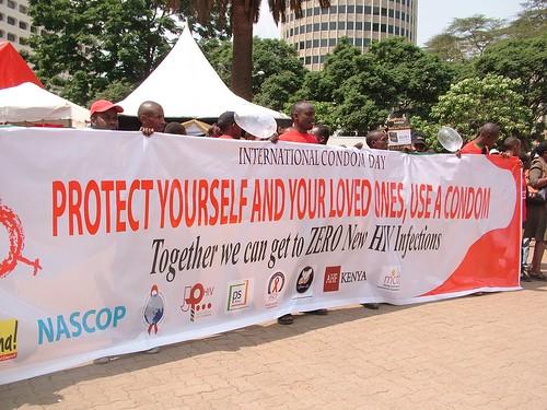 International Condom Day 2014: Kenya