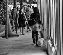 If  look's Could.... (35mmStreets.com) Tags: street city bw white black beach 35mm photography washington nikon df florida miami south ave nik collins sobe d600 35mmstreets {vision}:{outdoor}=073 {vision}:{street}=0592