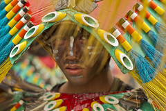 Ati-Atihan Festival 2014 (ericmontalban) Tags: people festival colorful philippines kalibo atiatihan